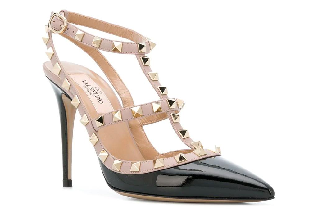 valentino, garavani, rockstud, heels, pumps