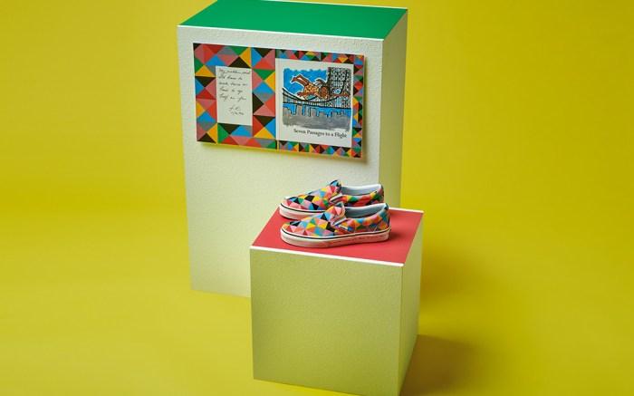 MoMA Vans Classic Slip-On