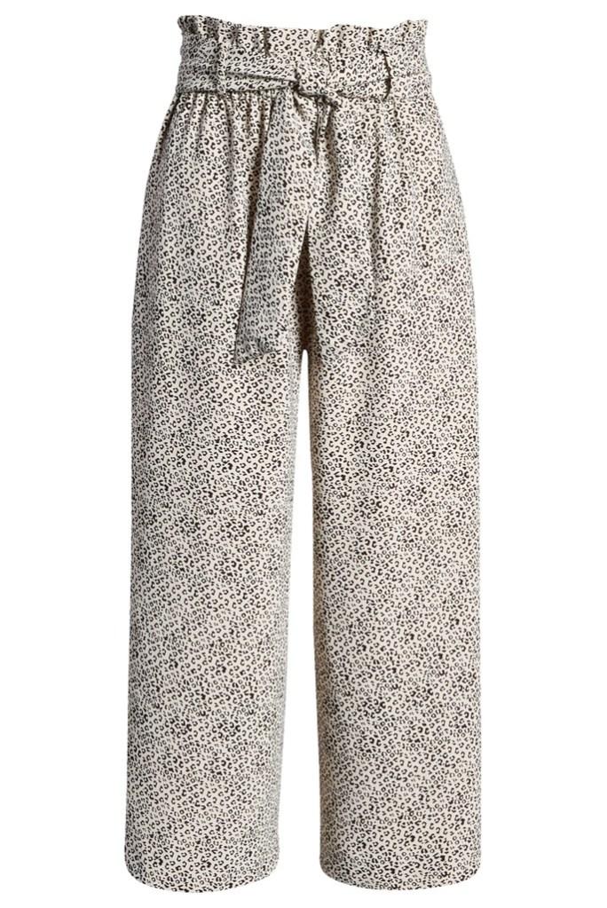 maddie paperbag pants, wayf x bff, wayf x bff nordstrom