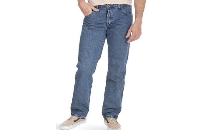 wrangler jeans, best jeans for men, mens jeans