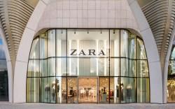 Zara Store Brussels Belgium