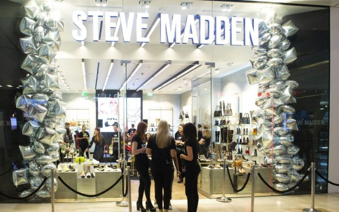 Photo by: zz/KGC-102/189/STAR MAX/IPx 2019 11/14/19 Atmosphere at the launch party for the opening of Steve Madden's first UK store at Westfield Shopping Centre in London, England, UK.