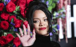 (FILE) Rihanna's Charity Donates $5 Million