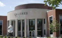 Headquarters of Caleres, the footwear company