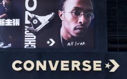 American shoe brand company Converse store