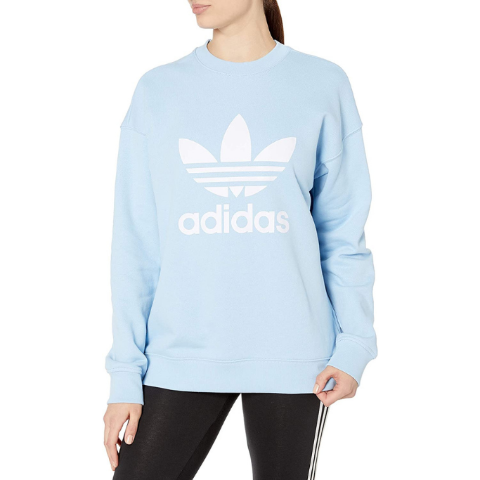 Adidas-Crewneck-Sweater