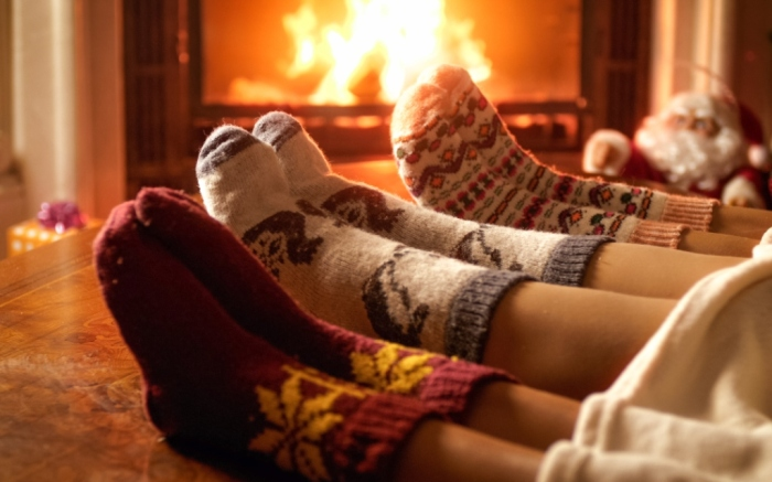 kids warm socks