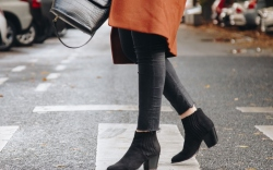 black boots, fall boots