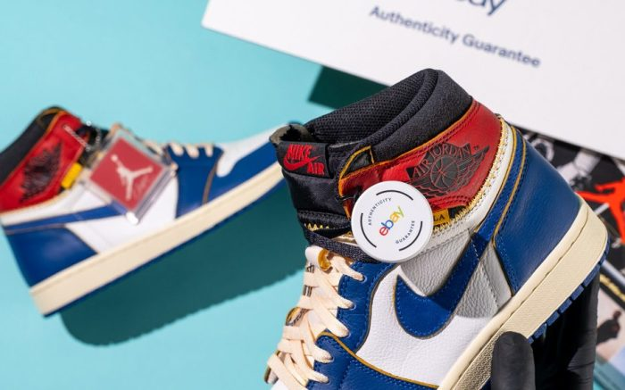 eBay announces the expansion of its Authenticity Guarantee service for sneaker sales on the platform.