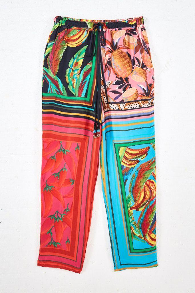 spring 2021 trends, scarf print, farm rio