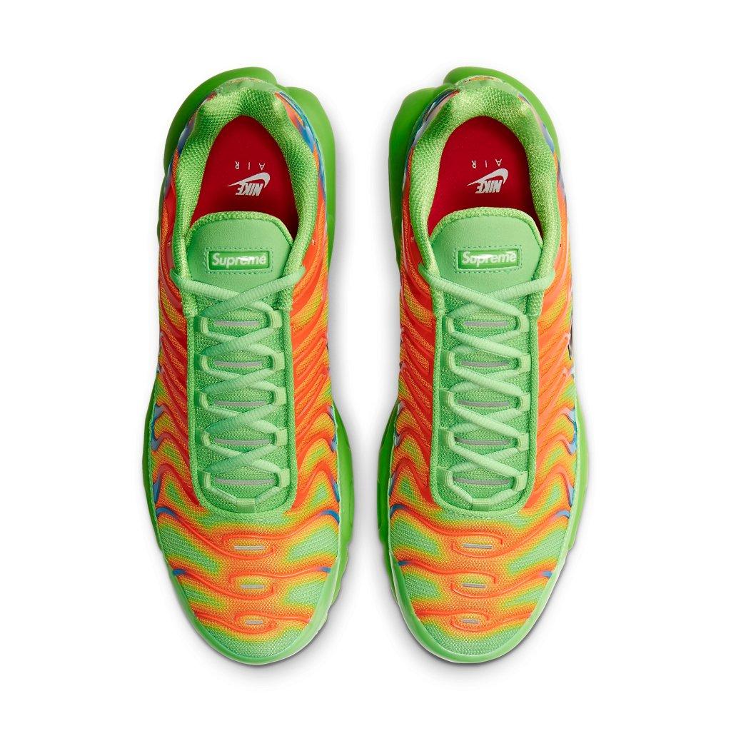 Supreme x Nike Air Max Plus 'Mean Green'