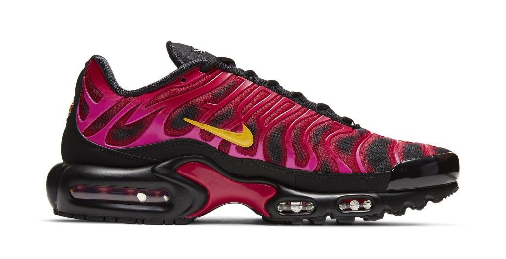 Supreme x Nike Air Max Plus 'Fire Pink'