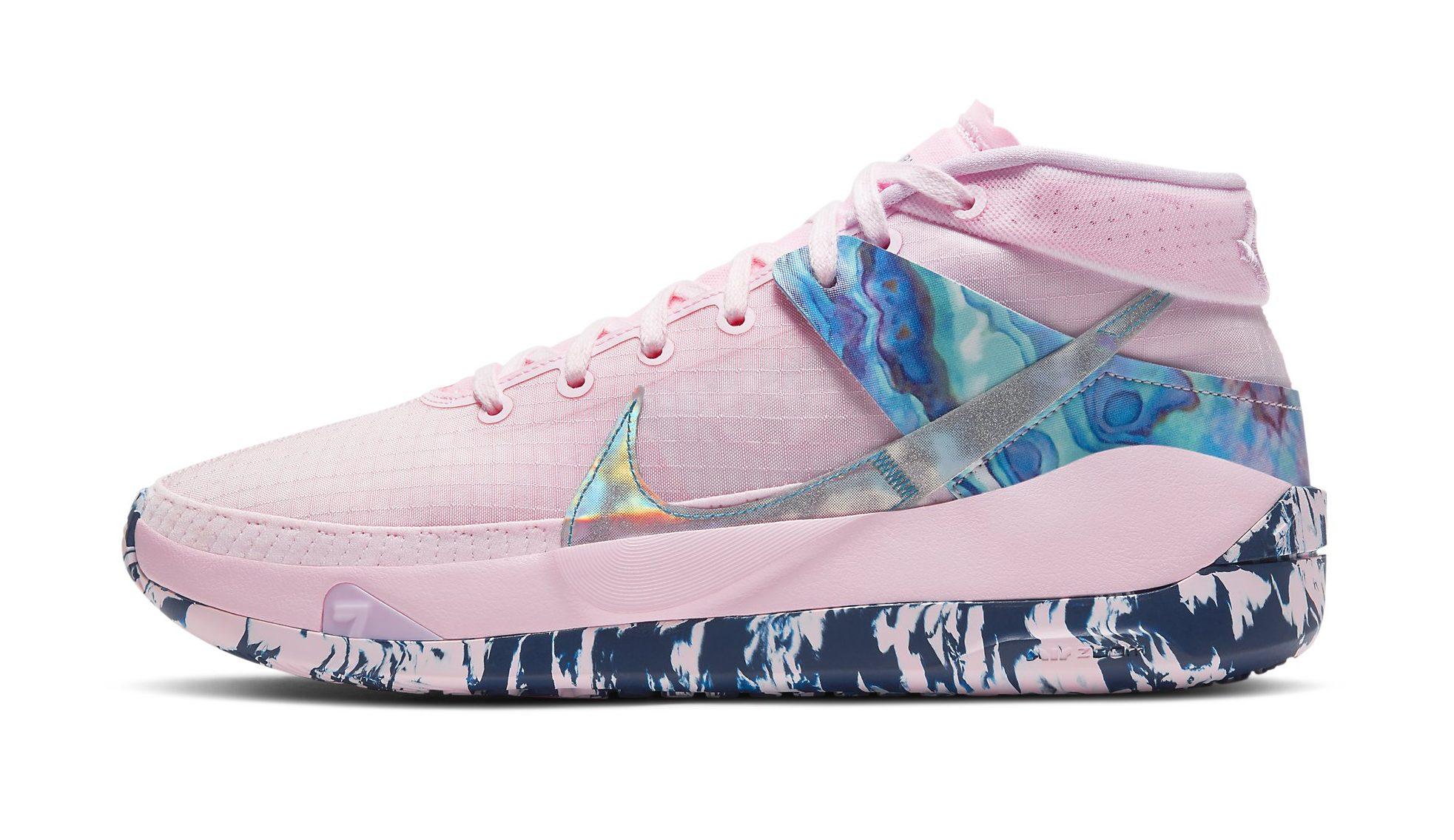 Nike KD 13 'Aunt Pearl' Release Info