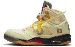 Off-White x Air Jordan 5 Retro