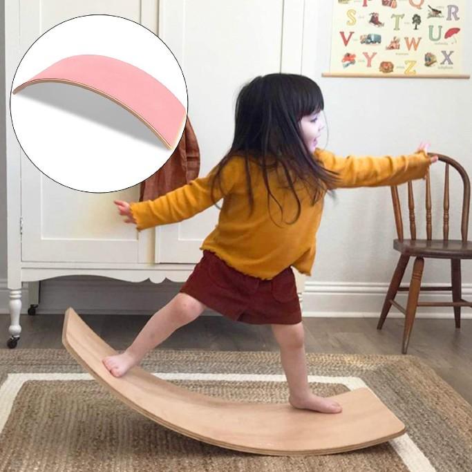 Little Dove Wooden Balance Board