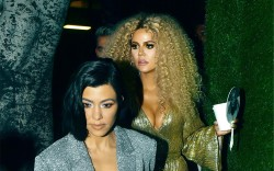 kourtney and khloe kardashian, kardashians in