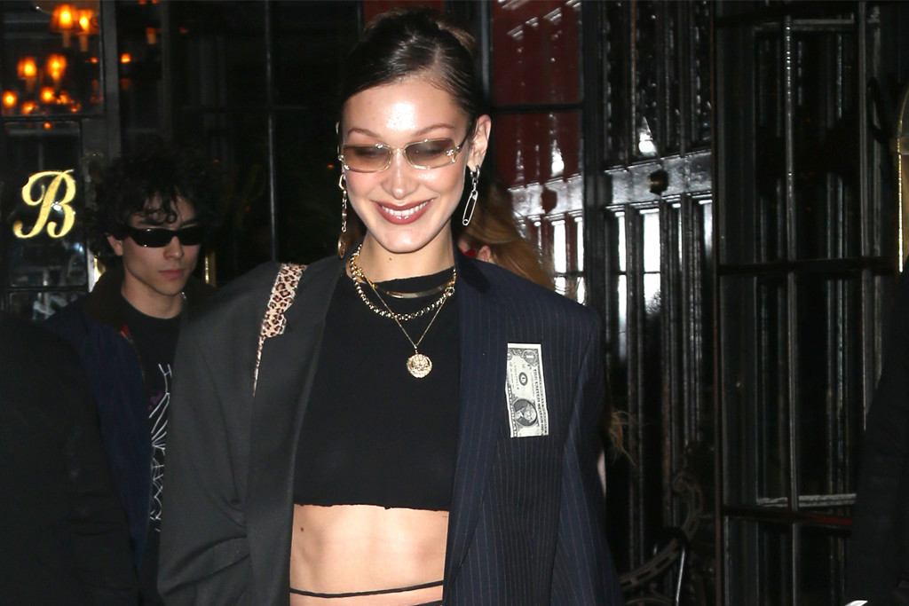 Bella Hadid, Kylie Jenner & More Stars Dress Up At Home with Matthew Williams' First Givenchy Collection