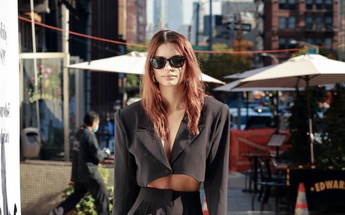 Emily Ratajkowski, Emily Ratajkowski style, celebrity style
