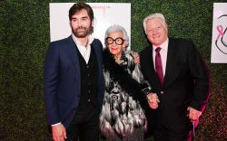 Michael Atmore; Iris Apfel; Ron Fromm,