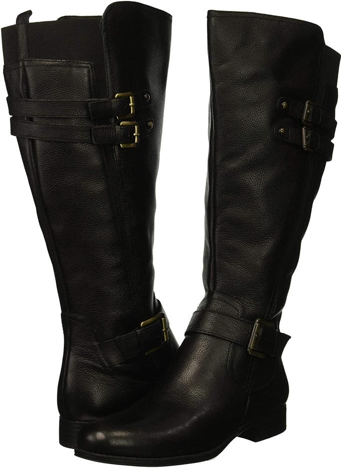 Naturalizer Jessie Wide Calf Knee High Boot