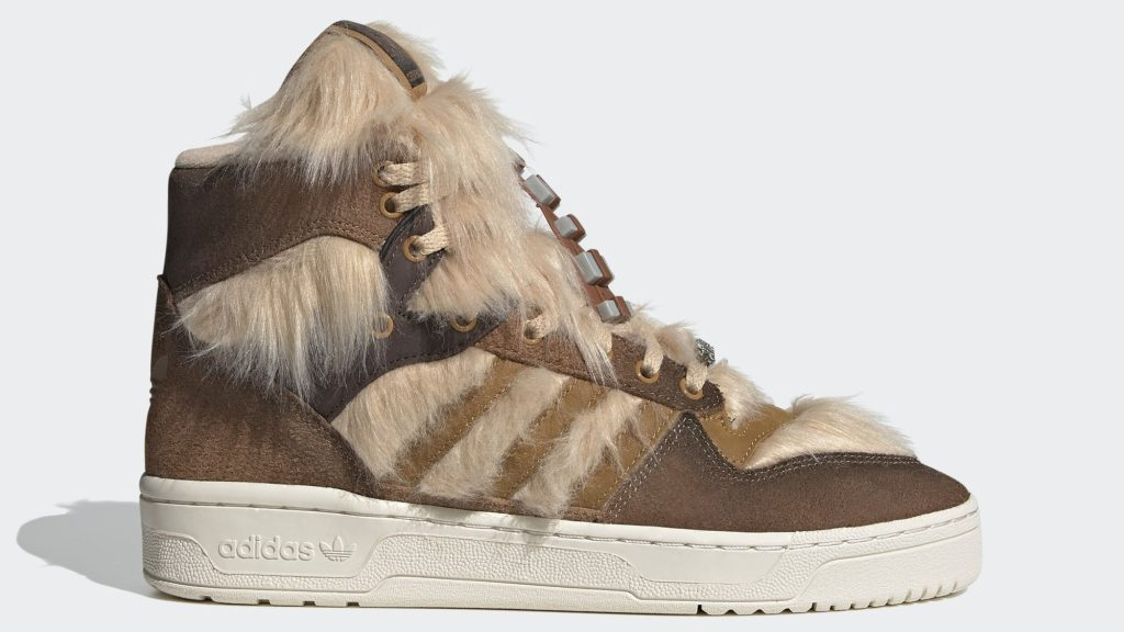 Star Wars x Adidas Rivalry High 'Chewbacca'