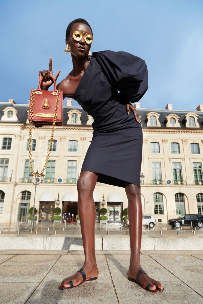 schiaparelli, schiaparelli spring 2021, spring 2021, pfw, paris fashion week, schiaparelli jewelry