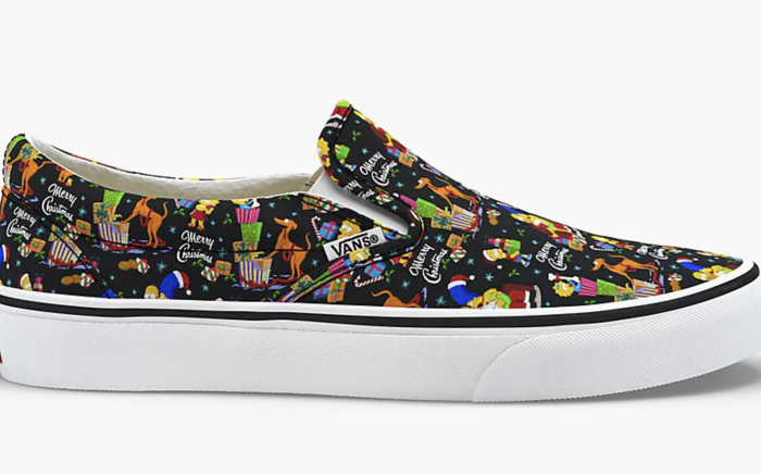 The Simpsons x Vans Slip-On 'Holiday'