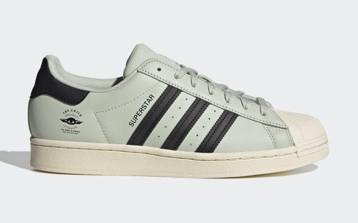Adidas Superstar 'The Child'