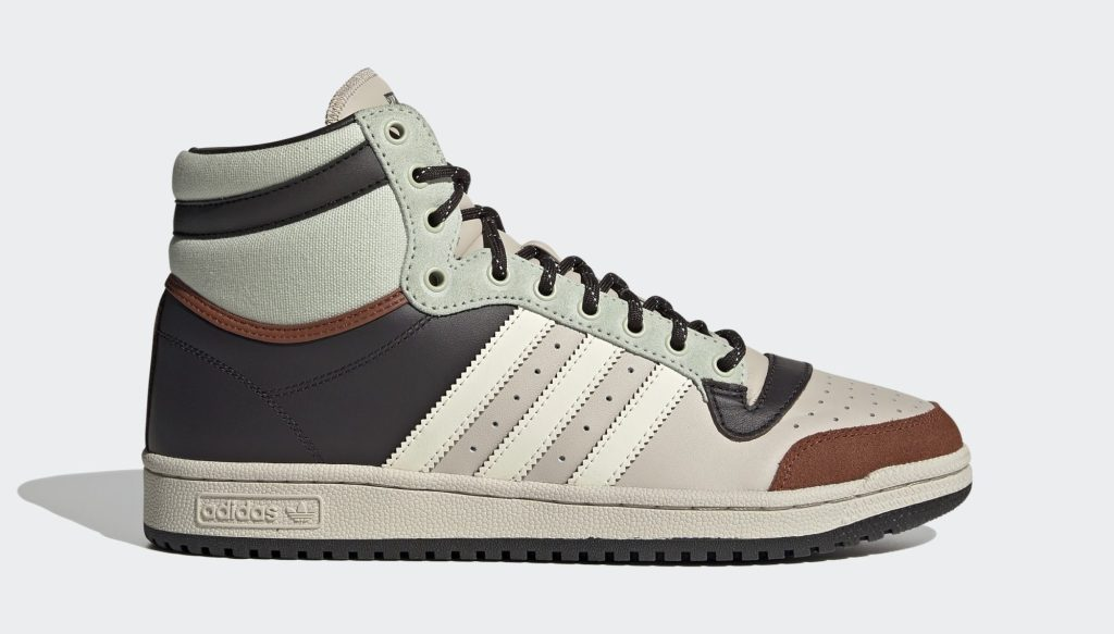 Adidas Top Ten 'The Child' Lateral