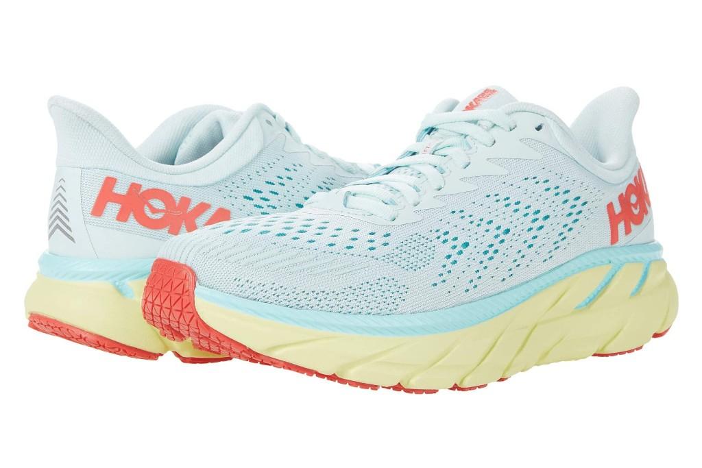 women's walking shoes, Hoka One One Clifton 7