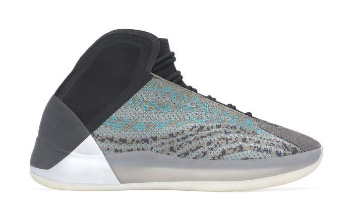 Adidas Yeezy QNTM Men's 'Teal Blue'
