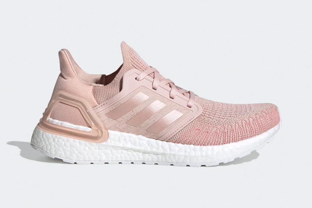 adidas, sneakers, pink, ultraboost
