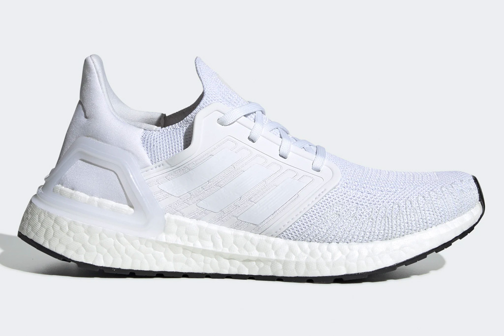 adidas, white, sneakers, ultraboost