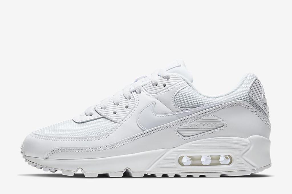 nike air max 90 twist, chunky white sneakers, nike