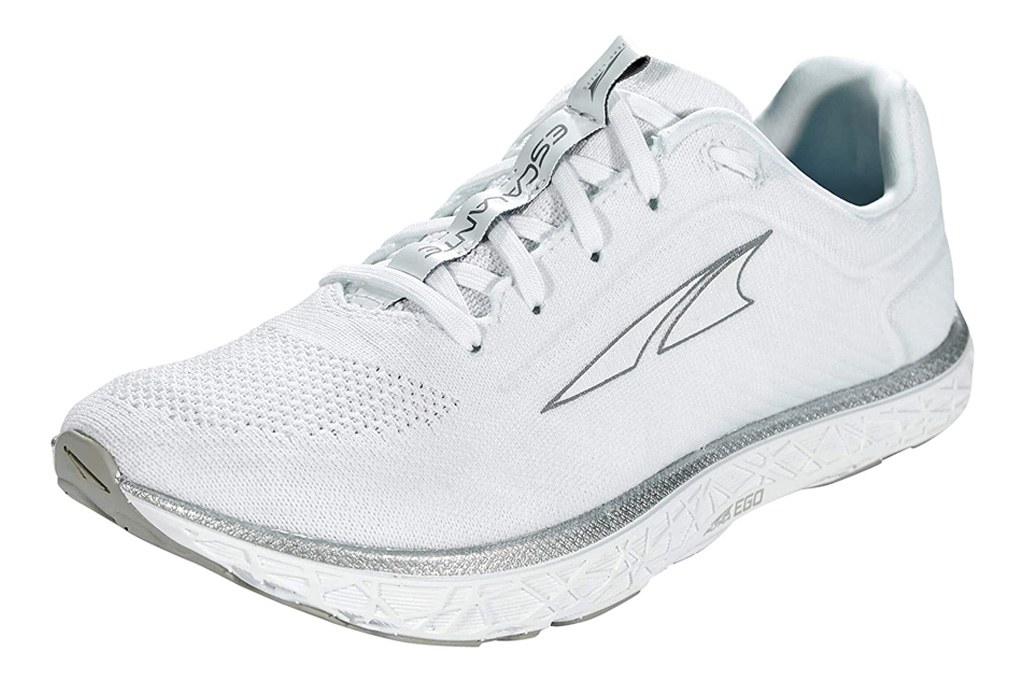 running shoes, white, workout, altra