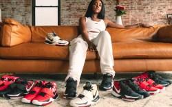 Asia Irving Sneaker Room x Nike
