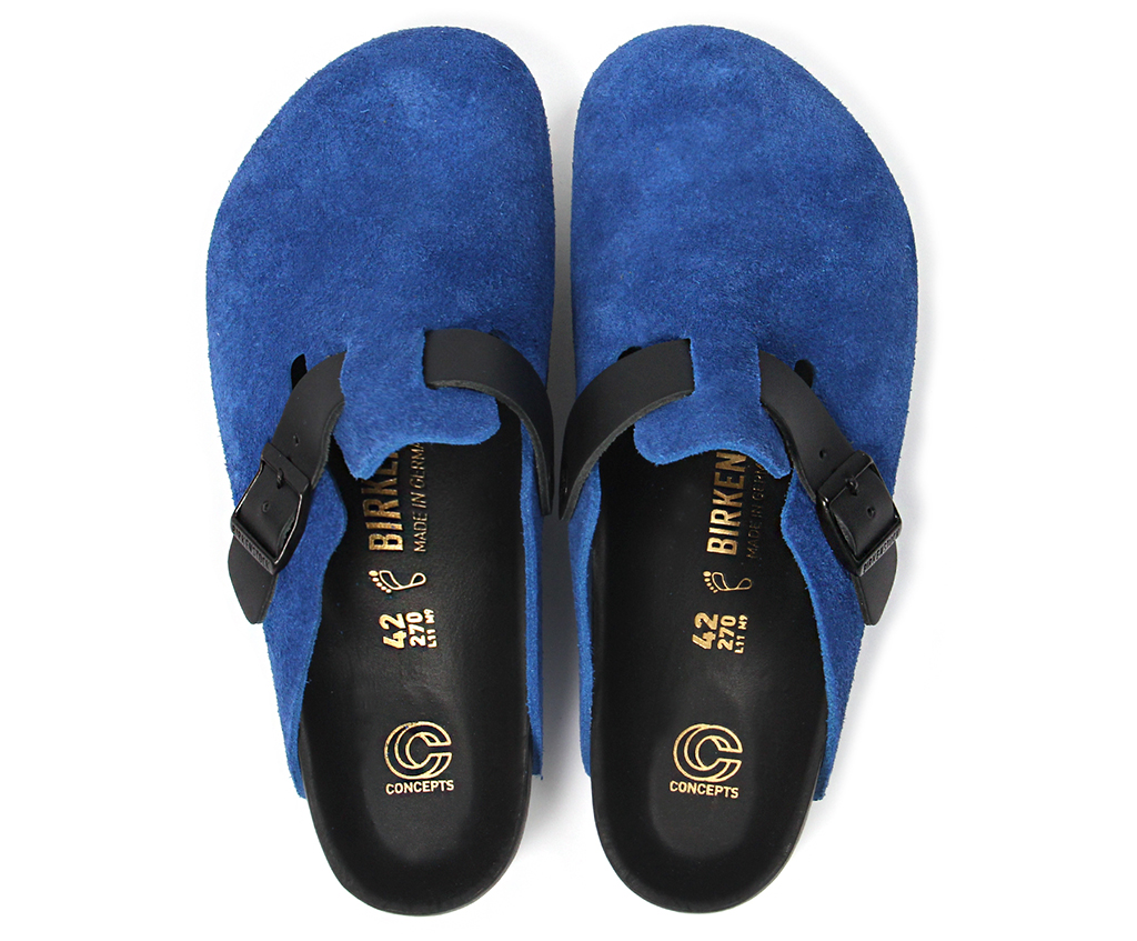 Concepts Birkenstock Boston Blue