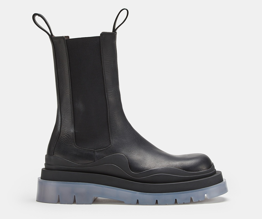 bottege veneta, boots, bv tire