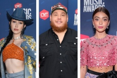 Noah Cyrus, Luke Combs & More Shine on the 2020 CMT Music Awards Red Carpet