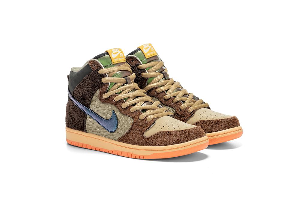 Concepts Nike SB Dunk High Turdunken
