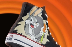 Bugs Bunny Is Featured on Converse Sneakers for the Iconic Cartoon Character's 80th Anniversary