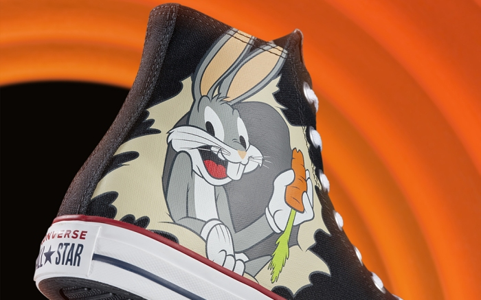 Bugs Bunny x Converse Chuck Taylor