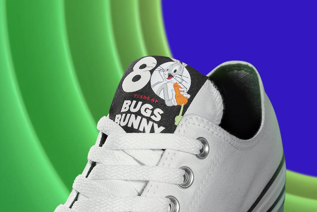 Bugs Bunny Converse Chuck Taylor All Star