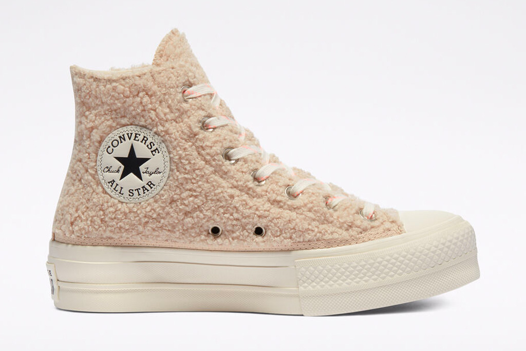 Converse Cozy Club Sneakers Bring Comfy Chic Style For Winter Footwear News