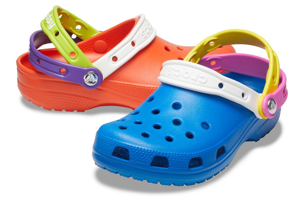 Crocs 'Croc Day' Triple-Strap Clog 2020