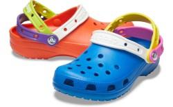 crocs, croc day, croctober, colorful, blue,