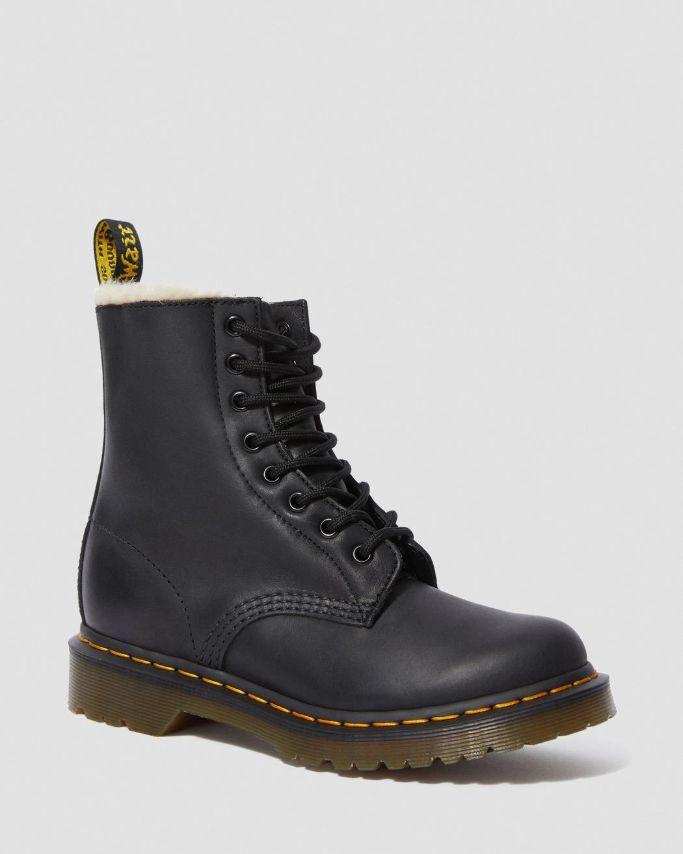 dr-martens-faux-fur-lined-lace-boots