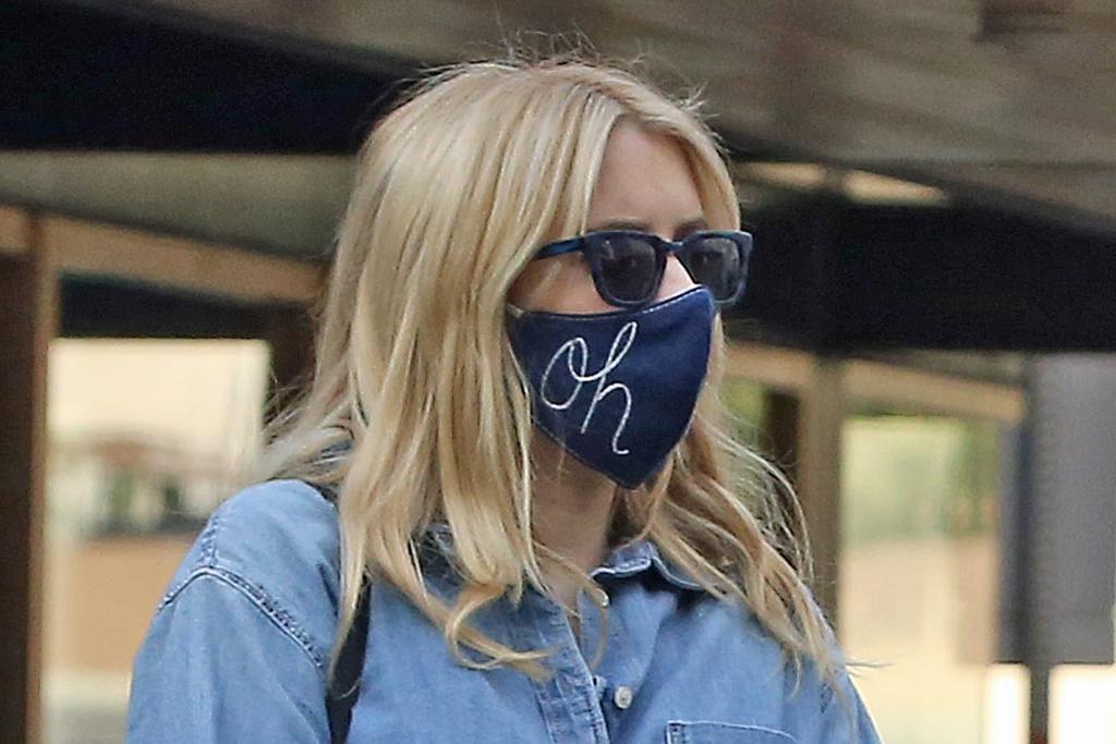 Jessica Parker Kennedy Celebrity Mask Flat Card Face