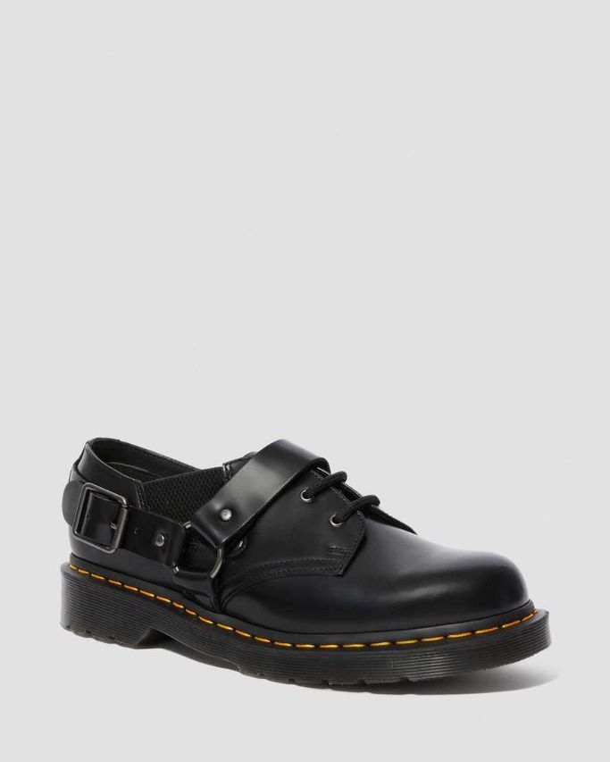 fulmar-smooth-leather-buckle-shoes