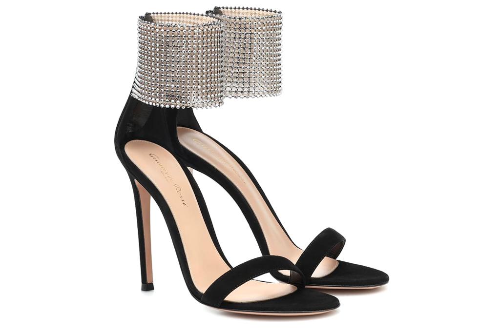 gianvito rossi, heels, adore, glitter, jewelry